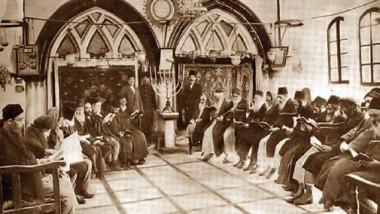مجالس يهود بغداد الثقافية أوائل القرن العشرين