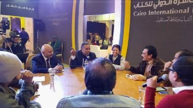 مشاهدات في معرض القاهرة  الدولي للكتاب 2017