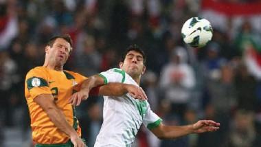 اتحاد الكرة يناقش مع شنيشل تحضيرات الأسود لمواجهة أستراليا