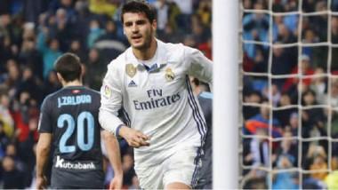 ريال مدريد ينتصر على إسبانيول بهدفي موراتا وبايل