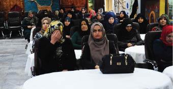 «الداخلية« تنظّم ورشة عمل «نساء متحدات ضد الفساد»