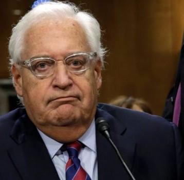 «فريدمان» المؤيد للاستيطان سفيرا للولايات المتحدة في إسرائيل