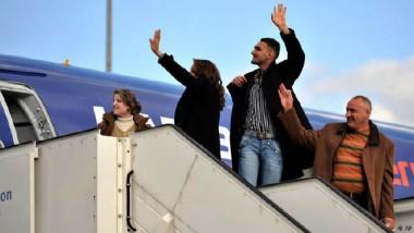 آلاف المهاجرين العراقيين يعودون إلى أرضهم
