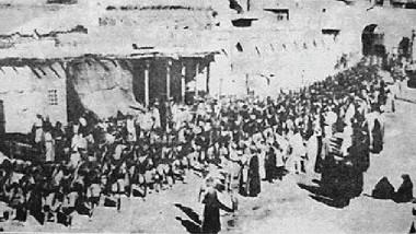 الأسد سليمان باشا يحكم بغداد وزوجته عادلة خاتون تحكمه