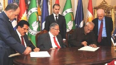 الاتحاد يقترح توزيع مناصب الرئاسات الثلاث بين القوى الرئيسة في الإقليم