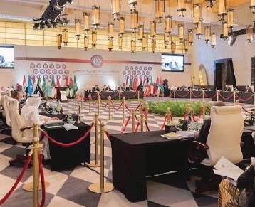 «تحضيرية» القمّة العربية تناقش تعزيز التجارة البينية