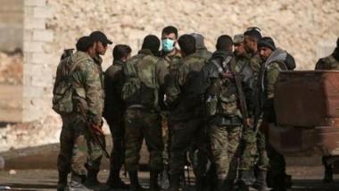 الجيش السوري يستعيد السيطرة على مناطق قرب حماة