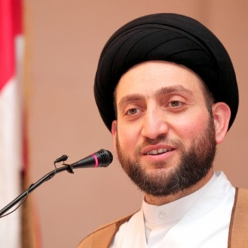 الحكيم يدعو الصدر إلى إطلاع التحالف الوطني على التهديدات التي تعرّض لها
