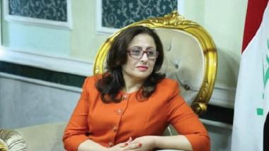 وزيرة الإعمار تكشف عن تفصيلات جديدة بشأن استثمارطريق بغداد ـ طريبيل