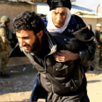 النازحون العراقيون.. والعار العربي