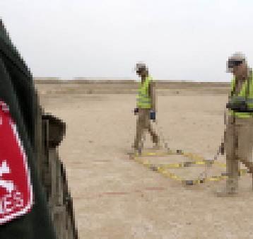 اليابان تنفّذ مشروع إزالة المتفجرات في الموصل