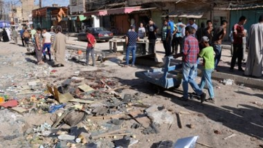 انتحاري يقتل 25 شخصا في هجوم على مبنى القصر العدلي بدمشق