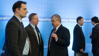 انطلاق جولة جديدة من المفاوضات بخصوص سوريا في أستانا
