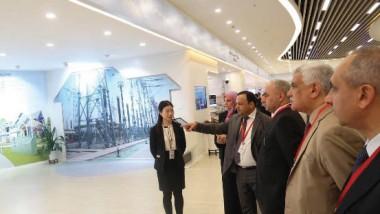 العراق يبحث مع الصين تطوير سبل التعاون التقني والأمني والإعمار
