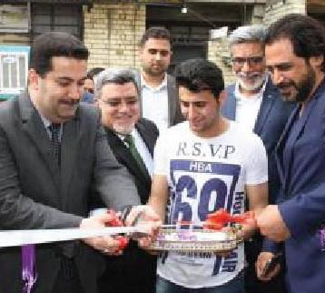 وزير العمل يفتتح دار العش الذهبي الثاني للأيتام