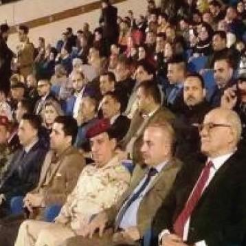 """دعوة للمشاركة باحتفالية """"نساء متحدات ضد الفساد"""" على المسرح الوطني"""
