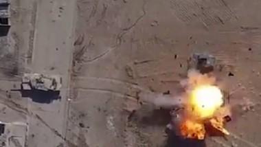 سوريا تعلن إسقاط طائرة حربية إسرائيلية وتل أبيب تنفي