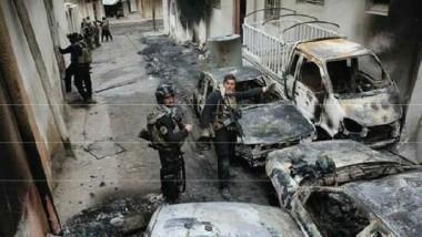 داعش ينقل جرحاه من المستشفيات ويوزعها بين منازل متفرقة بأيمن الموصل
