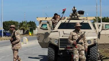 الجيش الليبي يسيطر على الوضع بعد صدِّه هجوم  من ثلاثة محاور نفّذها الإرهابيون في طرابلس