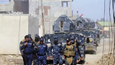 الشرطة الاتحادية تستعد لاقتحام المجمّع الحكومي في الساحل الأيمن للموصل