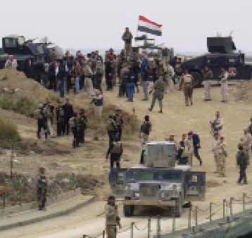 معركة الموصل أو معركة النازحين