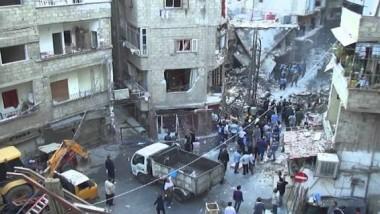مقتل وإصابة 140 عراقياً بتفجيرين في دمشق