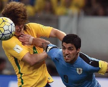 تشيلي تفتقد نجومها في مواجهة الأرجنتين.. والبرازيل يواجهون أوروغواي