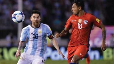 ميسي يقود الأرجنتين للمنطقة الآمنة.. وفوز ساحق للبرازيل