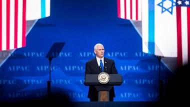 نائب ترامب يثير موضوع نقل السفارة الأميركية في إسرائيل إلى القدس