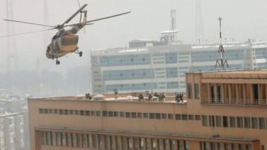 هجوم على أكبر مستشفى عسكري في العاصمة الأفغانية