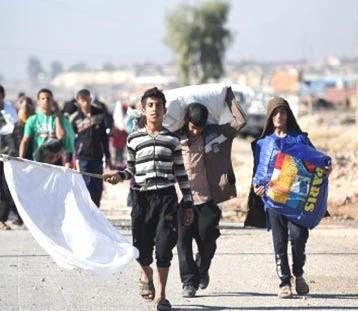 وزير الهجرة: أربعة ملايين عراقي نزحوا منذ ظهور «داعش»