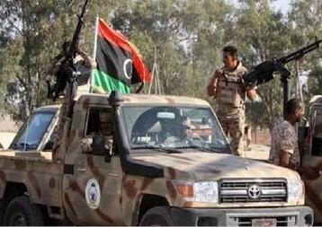 القـوّات الليبيَّـة تتقـدَّم في محيـط درنة  بدعم من سلاح الجو وتسيطر على «بوضحاك»