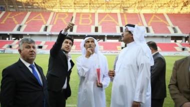 «الآسيوية» تنهي جولتها التفقدية لملاعب العراق