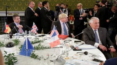 «السبع الكبرى» لم تتفق على توسيع العقوبات المفروضة على روسيا وسوريا