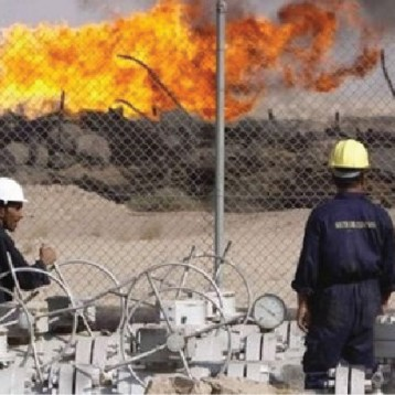 النفط العراقي إلى آسيا عبر بورصة دبي