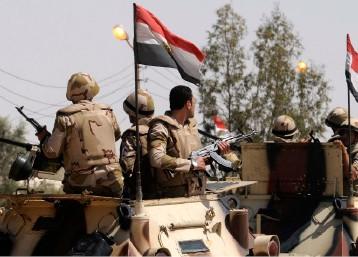 استراتيجية عسكرية تقليدية في مصر على الرغم من الهجمات الإرهابية