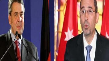 الأردن وألمانيا يؤكّدان أن «لا حلاً عسكرياً» للأزمة في سوريا