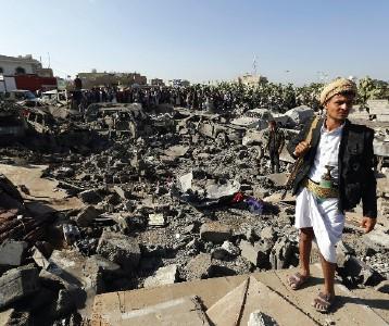 15 مليار دولار خسائر البنية التحتية ورأس المال في اليمن