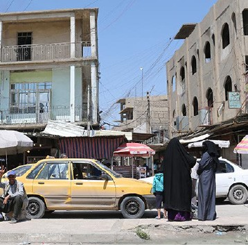 أربعة ملفات تعوق عودة الحياة الطبيعية لأيسر الموصل