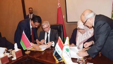 العراق يوقّع مع بلاروسيا مذكرةً لتدريب الملاكات الطبية واستيراد الأدوية