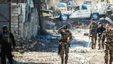 العمليات المشتركة تضع خططاً عسكريةً جديدةً لتحرير ما تبقى من أيمن الموصل