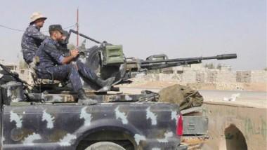 القوّات المشتركة تستعد لاقتحام جامع النوري ومنارة الحدباء في أيمن الموصل