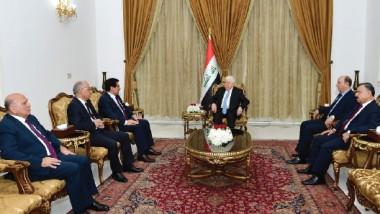 الكتل السياسية ترحب بمفاوضات بغداد وأربيل وتعول على نتائج تخدم العراق
