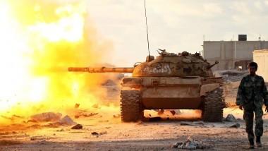 الوفاق الليبية تطلق عملية عسكرية ضدّ قوّات حفتر
