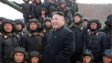 بيونغيانغ تهدد برد قوي على نشر قطع بحرية أميركية في شبه الجزيرة الكورية