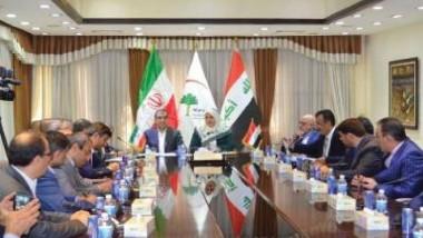 انطلاق جولة من المباحثات بين العراق وإيران لتعزيز التعاون الصحي