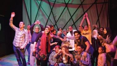 افتتاح مسرحية «بلان سي» لـفرقة «تحت 18»
