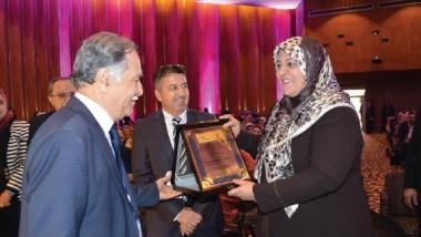 وزيرة الصحة تفتتح المؤتمر العلمي الدولي للأمراض النسائية والولادة