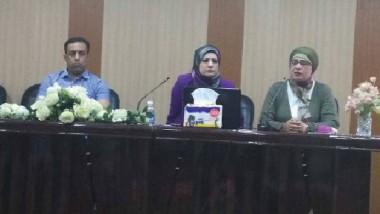 نشاط ثقافي منوع بين منتدى نازك الملائكة وجامعة بغداد