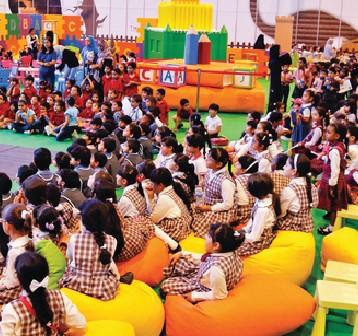 مهرجان الشارقة القرائي للطفل يفتتح دورته التاسعة